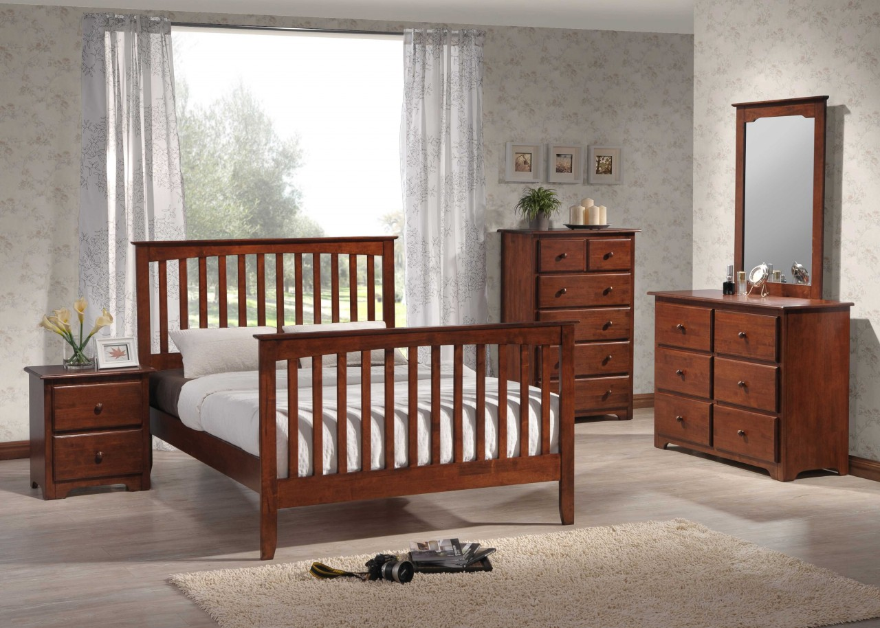 Mission style bedroom set images for Mission style bedroom furniture